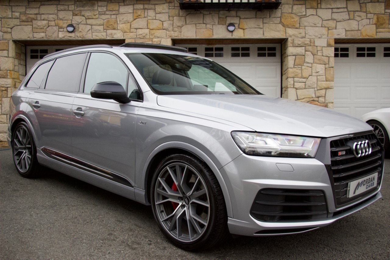2017 Audi Q7 SQ7 4.0 TDI QUATTRO Diesel Automatic – Morgan Cars 9 Mound Road, Warrenpoint, Newry BT34 3LW, UK