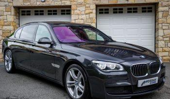 2014 BMW 7 Series 730LD M SPORT Diesel Automatic – Morgan Cars 9 Mound Road, Warrenpoint, Newry BT34 3LW, UK