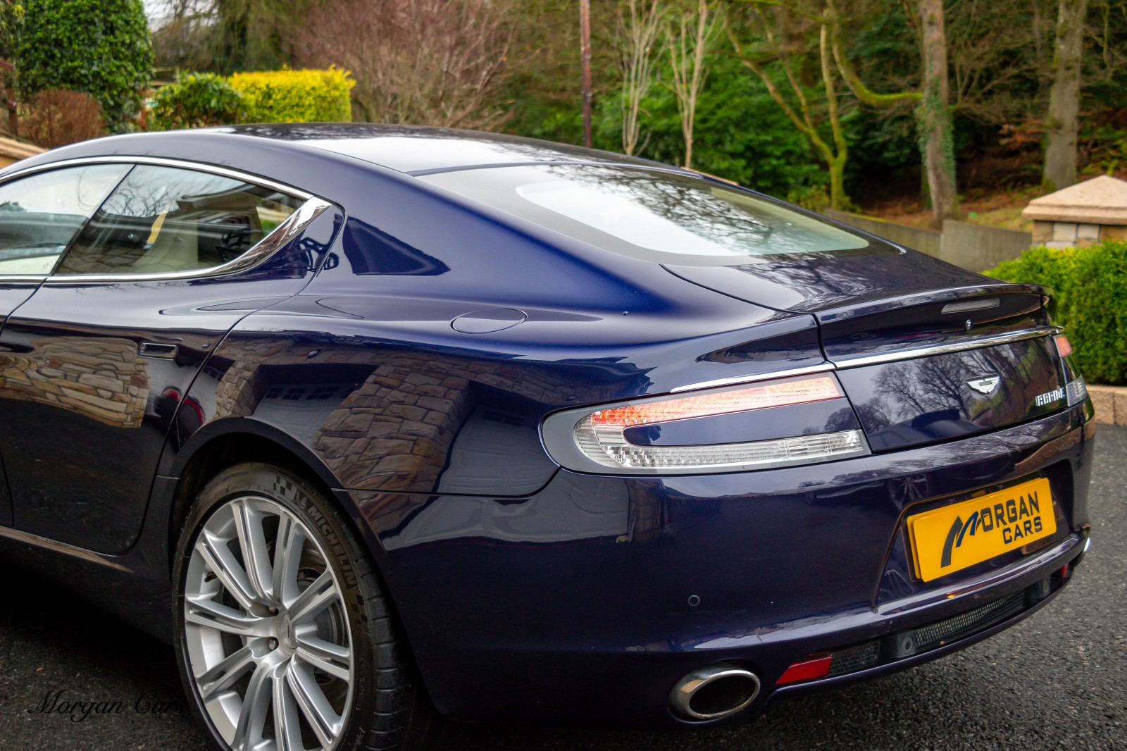 2010 Aston Martin Rapide 5.9 V12 TOUCHTRONIC Petrol Automatic – Morgan Cars 9 Mound Road, Warrenpoint, Newry BT34 3LW, UK full