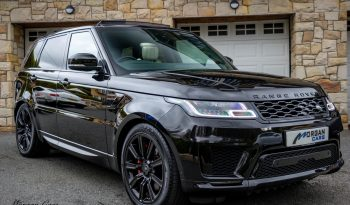2019 Land Rover Range Rover Sport P400E AUTOBIOGRAPHY DYNAMIC  Automatic – Morgan Cars 9 Mound Road, Warrenpoint, Newry BT34 3LW, UK