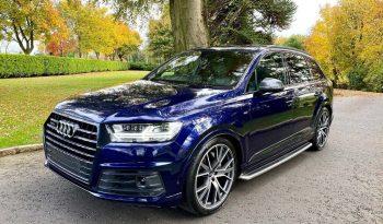 2018 Audi Q7  Diesel Automatic – Moyway Motors Dungannon