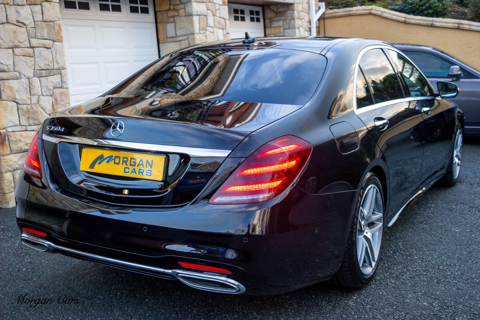2018 Mercedes-Benz S Class S 350 D AMG LINE L Diesel Automatic – Morgan Cars 9 Mound Road, Warrenpoint, Newry BT34 3LW, UK full