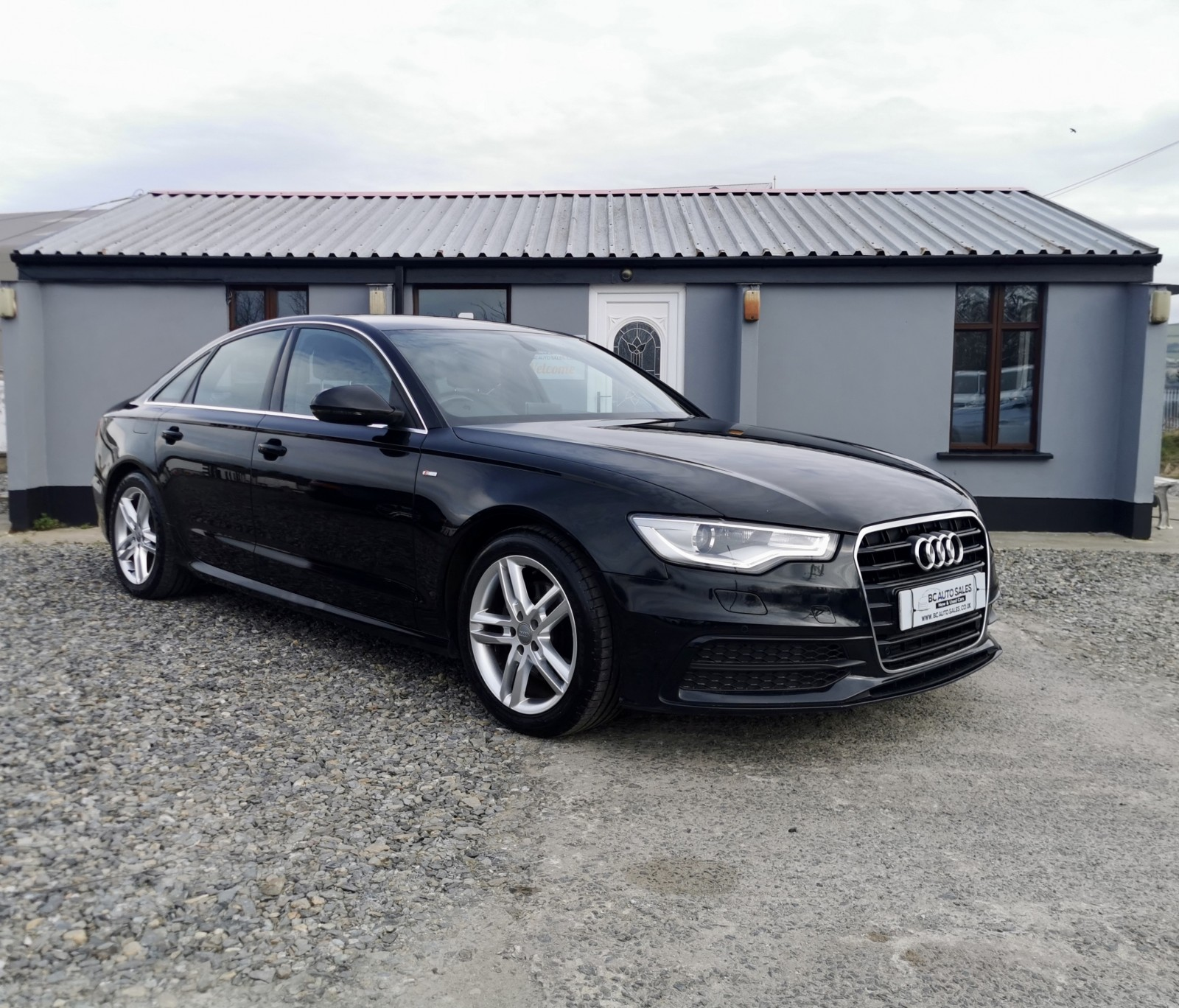 2014 Audi A6 TDI S LINE Diesel Manual – BC Autosales 17A Airfield Road, Eglinton, Londonderry BT47 3PZ, UK