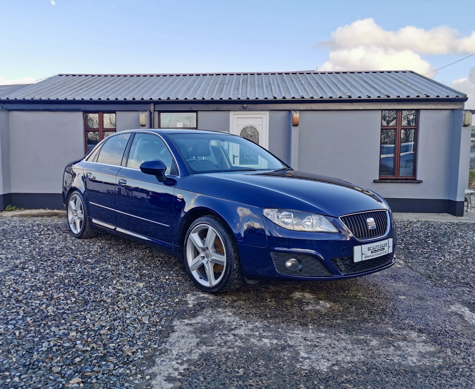 2011 SEAT Exeo TDI CR SPORT TECH Diesel Manual – BC Autosales 17A Airfield Road, Eglinton, Londonderry BT47 3PZ, UK