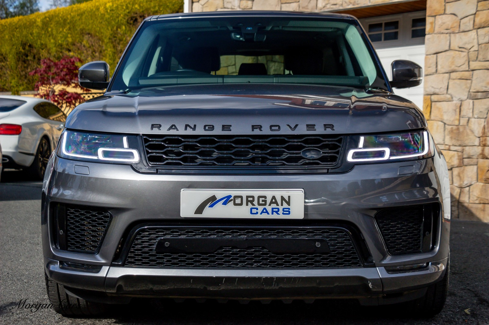 2018 Land Rover Range Rover Sport SDV6 HSE DYNAMIC Diesel Automatic – Morgan Cars 9 Mound Road, Warrenpoint, Newry BT34 3LW, UK full