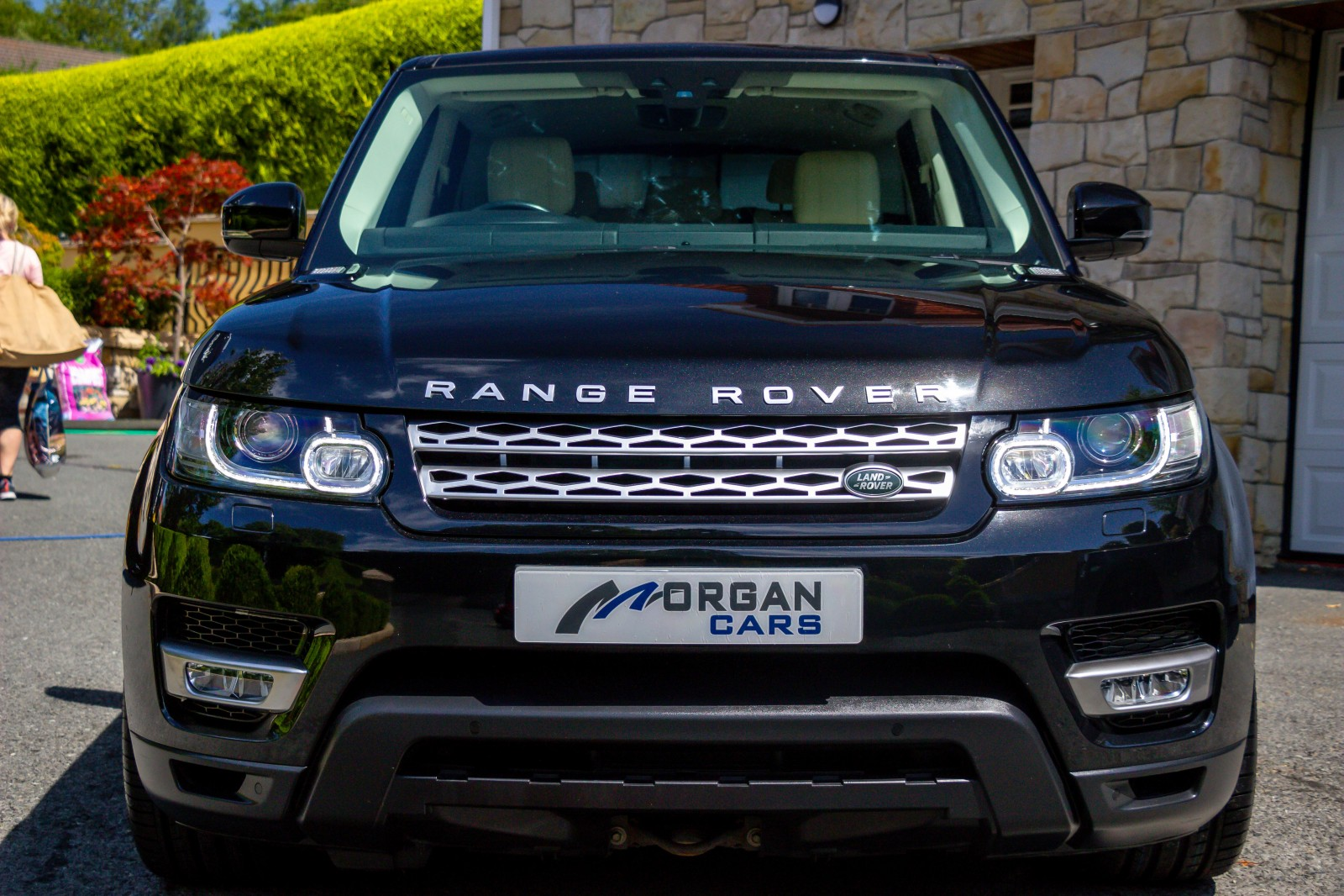 2017 Land Rover Range Rover Sport 3.0 SDV6 HSE Diesel Automatic – Morgan Cars 9 Mound Road, Warrenpoint, Newry BT34 3LW, UK full