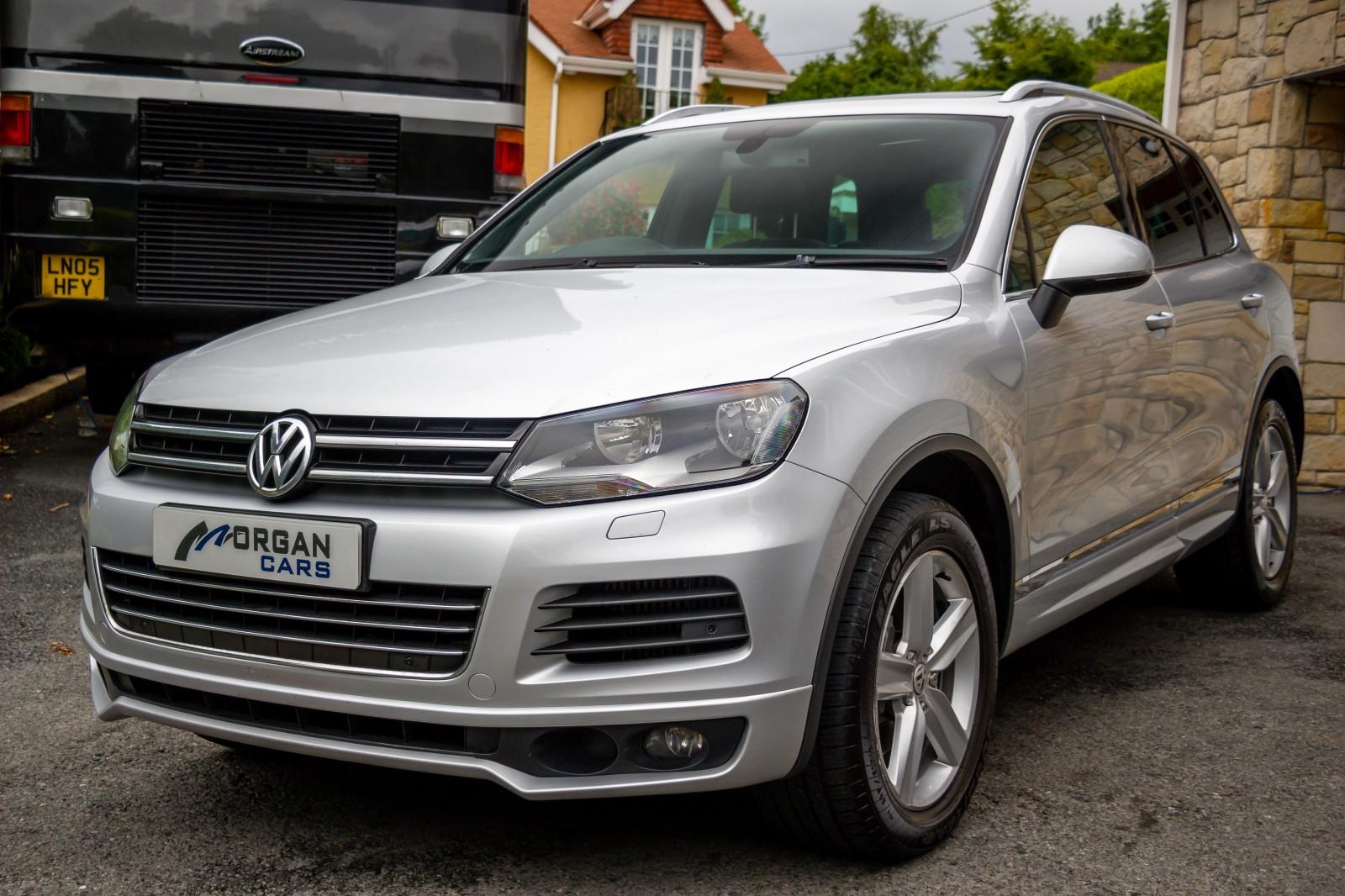 2011 Volkswagen Touareg V6 ALTITUDE TDI BLUEMOTION TECHNOLOGY Diesel Automatic – Morgan Cars 9 Mound Road, Warrenpoint, Newry BT34 3LW, UK full