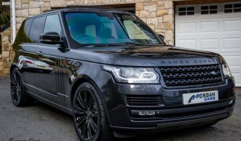 2014 Land Rover Range Rover 3.0 TDV6 VOGUE SE Diesel Automatic – Morgan Cars 9 Mound Road, Warrenpoint, Newry BT34 3LW, UK