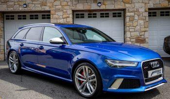 2016 Audi A6 RS6 AVANT 4.0 TFSI V8 QUATTRO Petrol Automatic – Morgan Cars 9 Mound Road, Warrenpoint, Newry BT34 3LW, UK