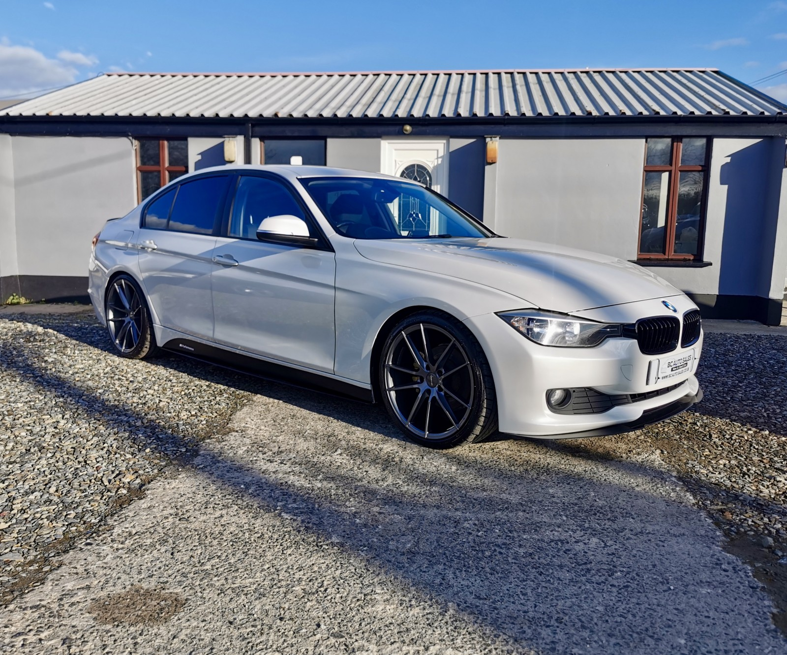 2012 BMW 3 Series 318D SE Diesel Manual – BC Autosales 17A Airfield Road, Eglinton, Londonderry BT47 3PZ, UK