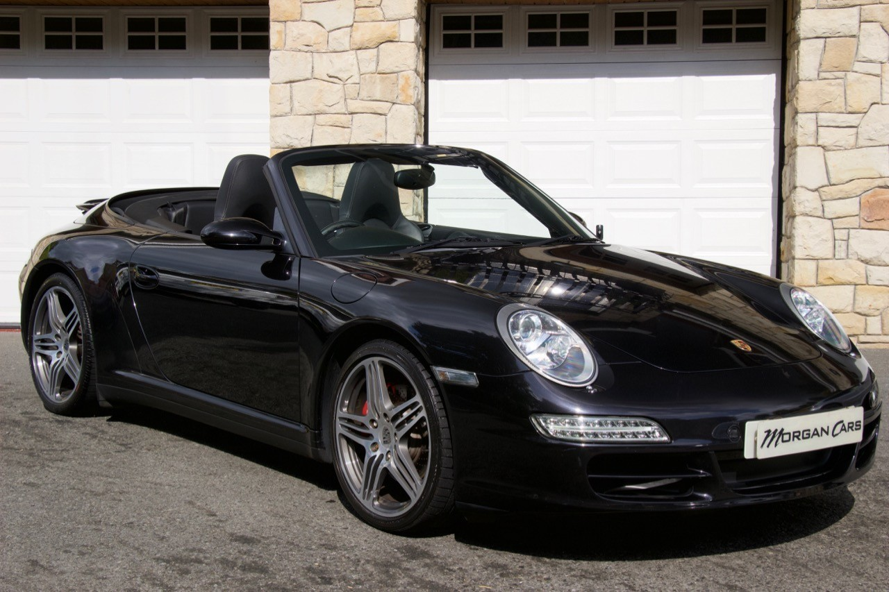 2008 Porsche 911 3.8 CARRERA 4S CABRIOLET Petrol Manual – Morgan Cars 9 Mound Road, Warrenpoint, Newry BT34 3LW, UK