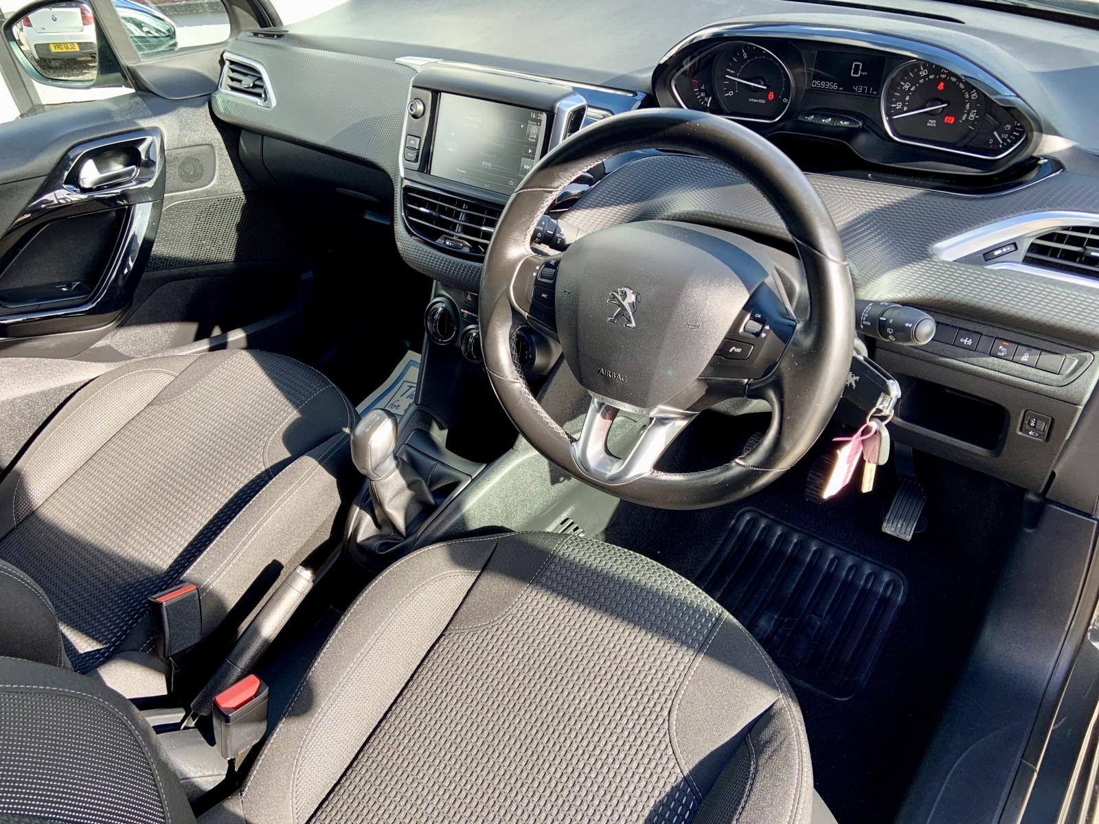 2015 Peugeot 208 BLUE HDI ALLURE Diesel Manual – BC Autosales 17A Airfield Road, Eglinton, Londonderry BT47 3PZ, UK full