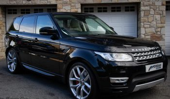 2017 Land Rover Range Rover Sport SDV6 HSE Diesel Automatic – Morgan Cars 9 Mound Road, Warrenpoint, Newry BT34 3LW, UK