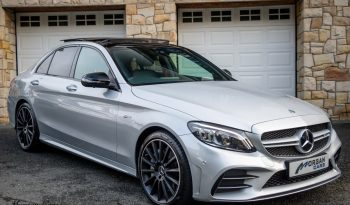 2019 Mercedes-Benz C Class AMG C 43 4MATIC PREMIUM PLUS Petrol Automatic – Morgan Cars 9 Mound Road, Warrenpoint, Newry BT34 3LW, UK
