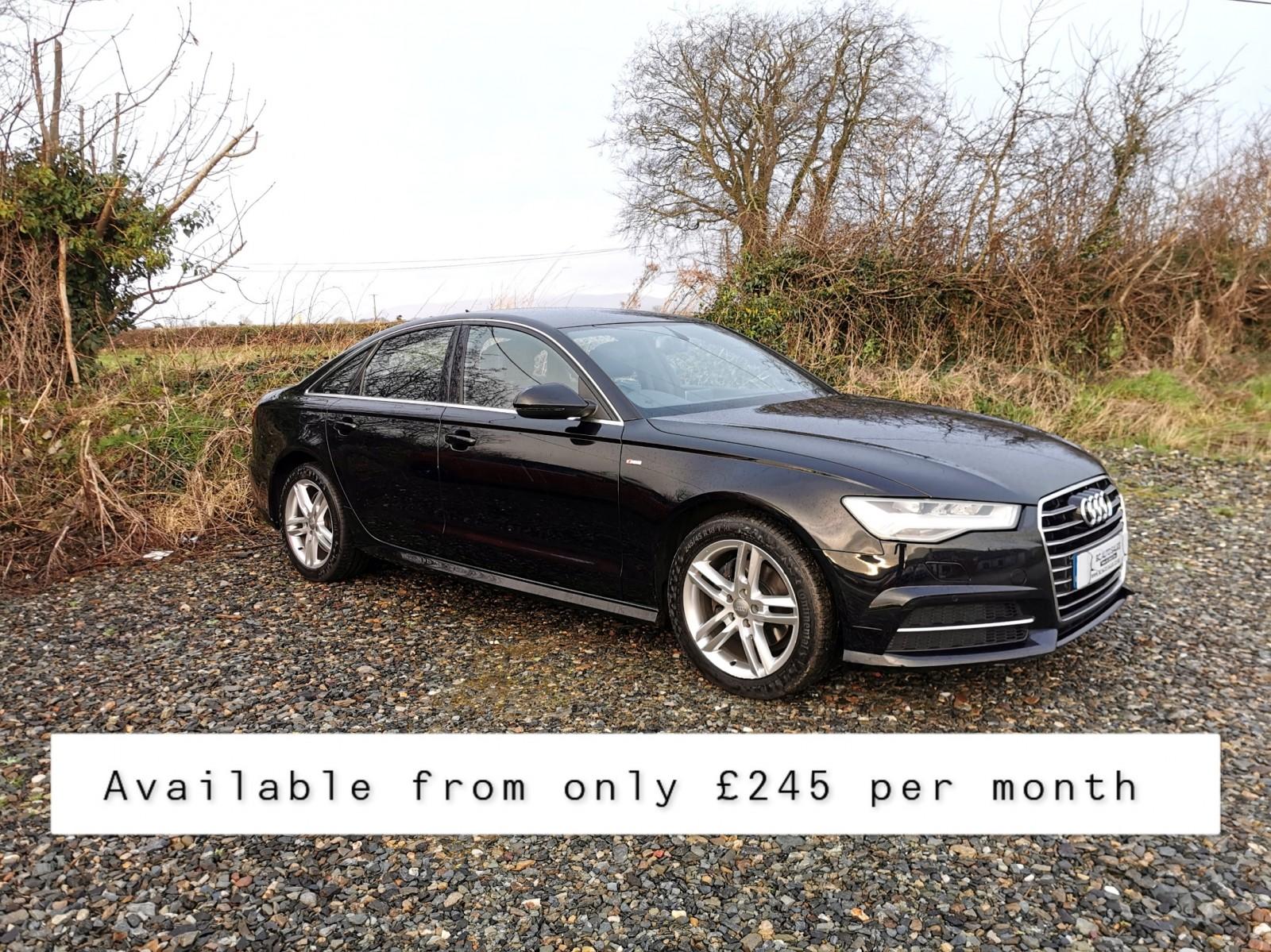 2015 Audi A6 TDI ULTRA S LINE Diesel Manual – BC Autosales 17A Airfield Road, Eglinton, Londonderry BT47 3PZ, UK