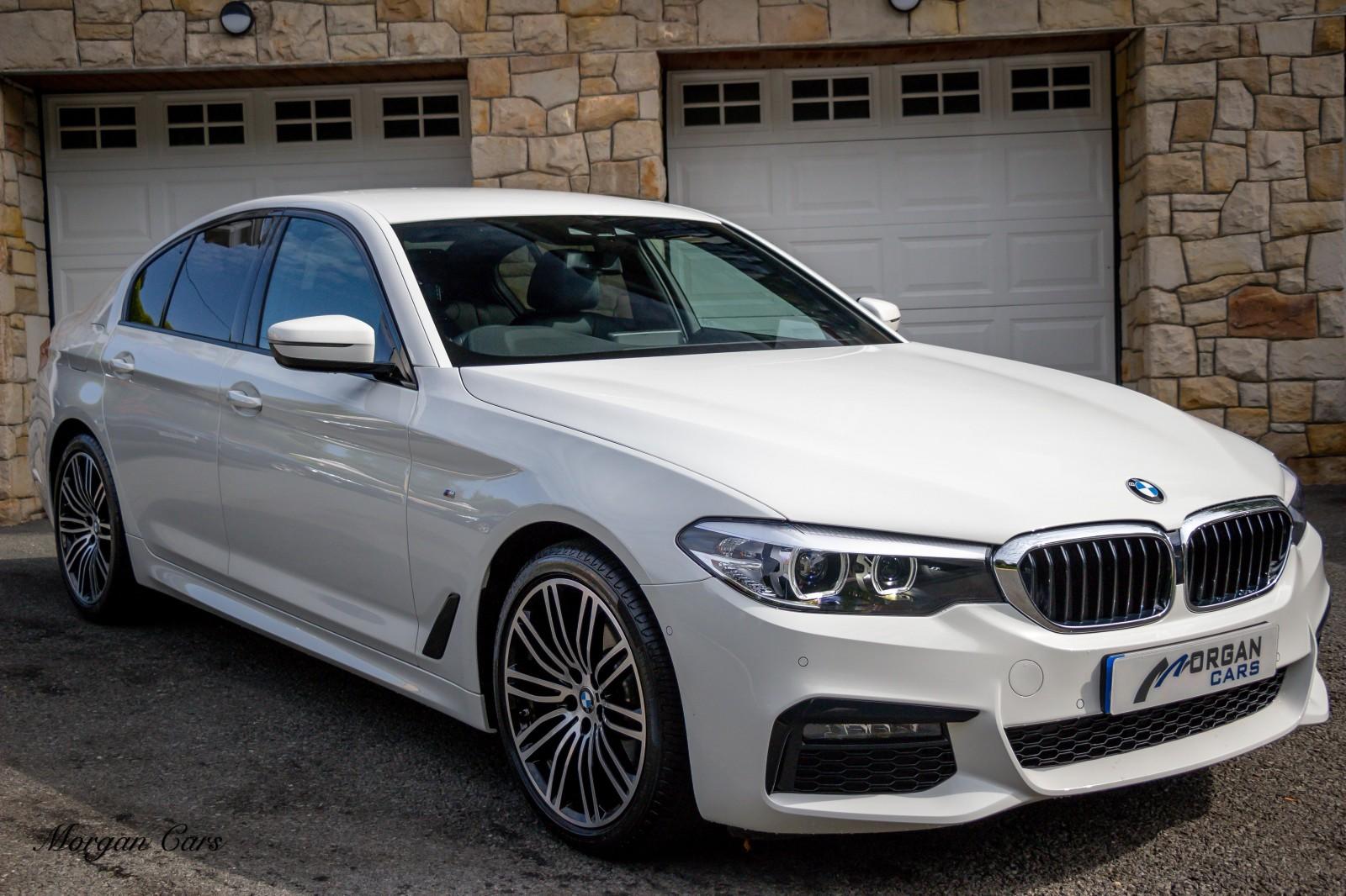2020 BMW 5 Series 520D M SPORT Diesel Automatic – Morgan Cars 9 Mound Road, Warrenpoint, Newry BT34 3LW, UK full