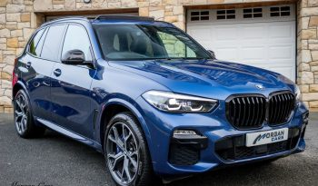 2019 BMW X5 XDRIVE30D M SPORT Diesel Automatic – Morgan Cars 9 Mound Road, Warrenpoint, Newry BT34 3LW, UK