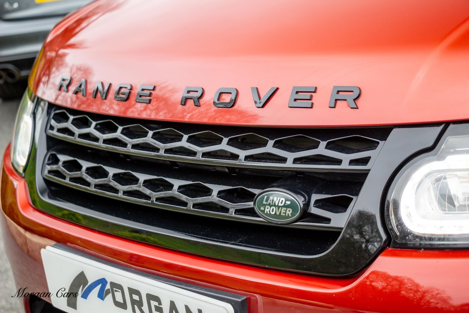 2014 Land Rover Range Rover Sport 3.0 SDV6 HSE DYNAMIC Diesel Automatic – Morgan Cars 9 Mound Road, Warrenpoint, Newry BT34 3LW, UK full