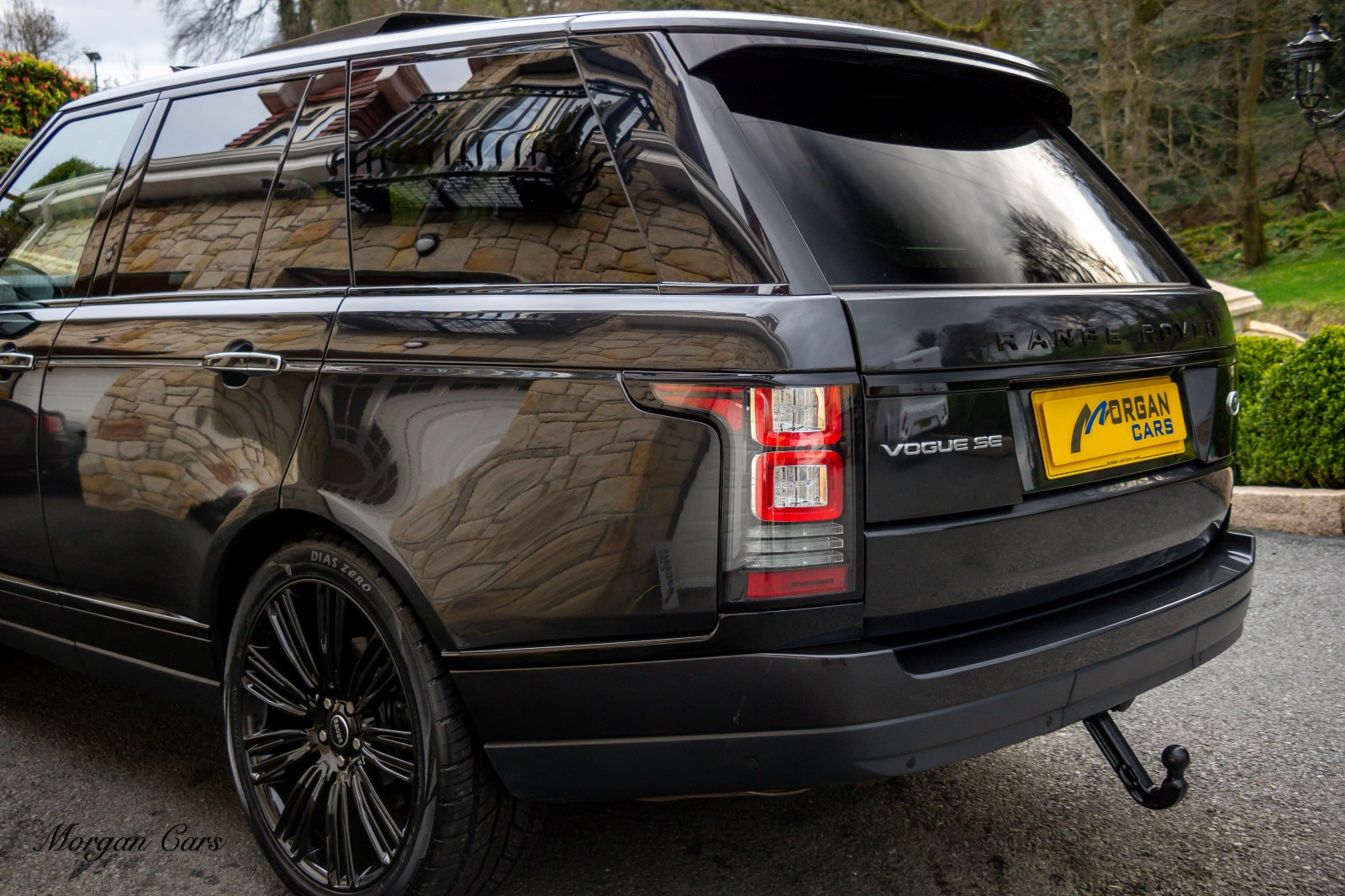 2014 Land Rover Range Rover 3.0 TDV6 VOGUE SE Diesel Automatic – Morgan Cars 9 Mound Road, Warrenpoint, Newry BT34 3LW, UK full