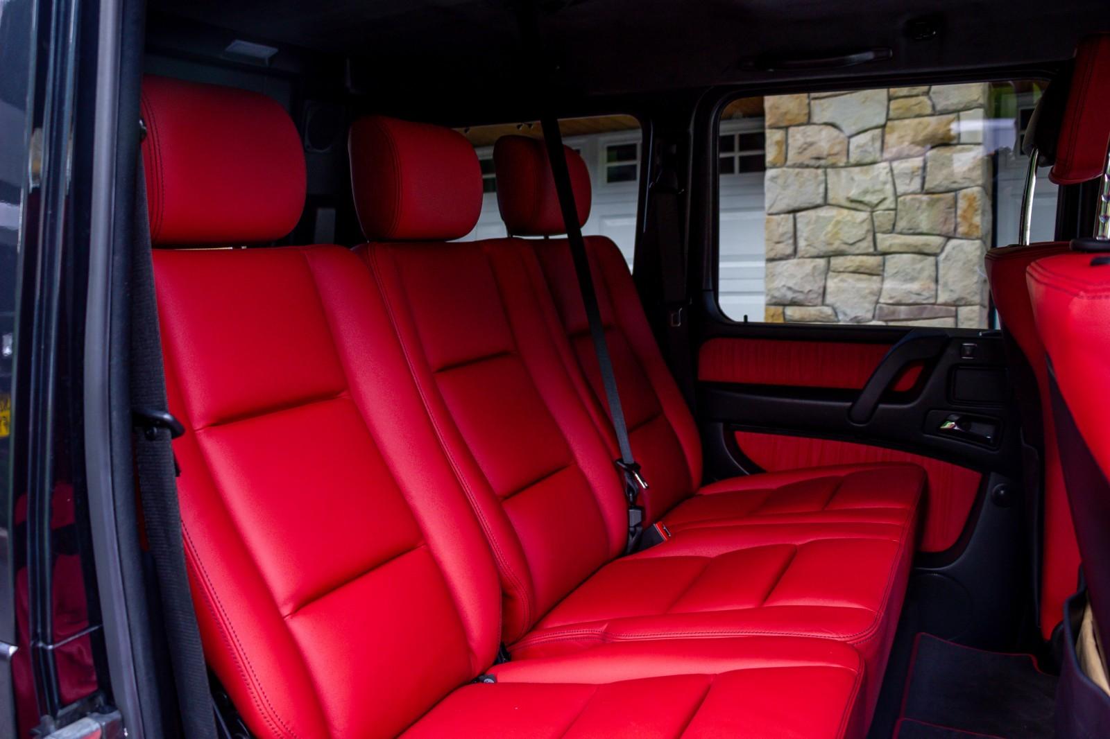 2013 Mercedes-Benz G Class G63 AMG 5.5 BI-TURBO Petrol Automatic – Morgan Cars 9 Mound Road, Warrenpoint, Newry BT34 3LW, UK full