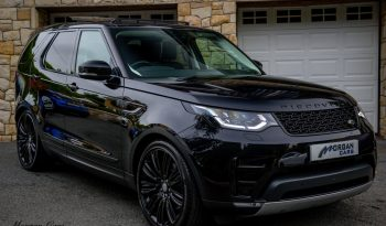 2017 Land Rover Discovery SD4 HSE LUXURY Diesel Automatic – Morgan Cars 9 Mound Road, Warrenpoint, Newry BT34 3LW, UK