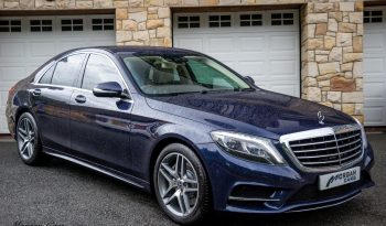 2016 Mercedes-Benz S Class S 350 D AMG LINE Diesel Automatic – Morgan Cars 9 Mound Road, Warrenpoint, Newry BT34 3LW, UK