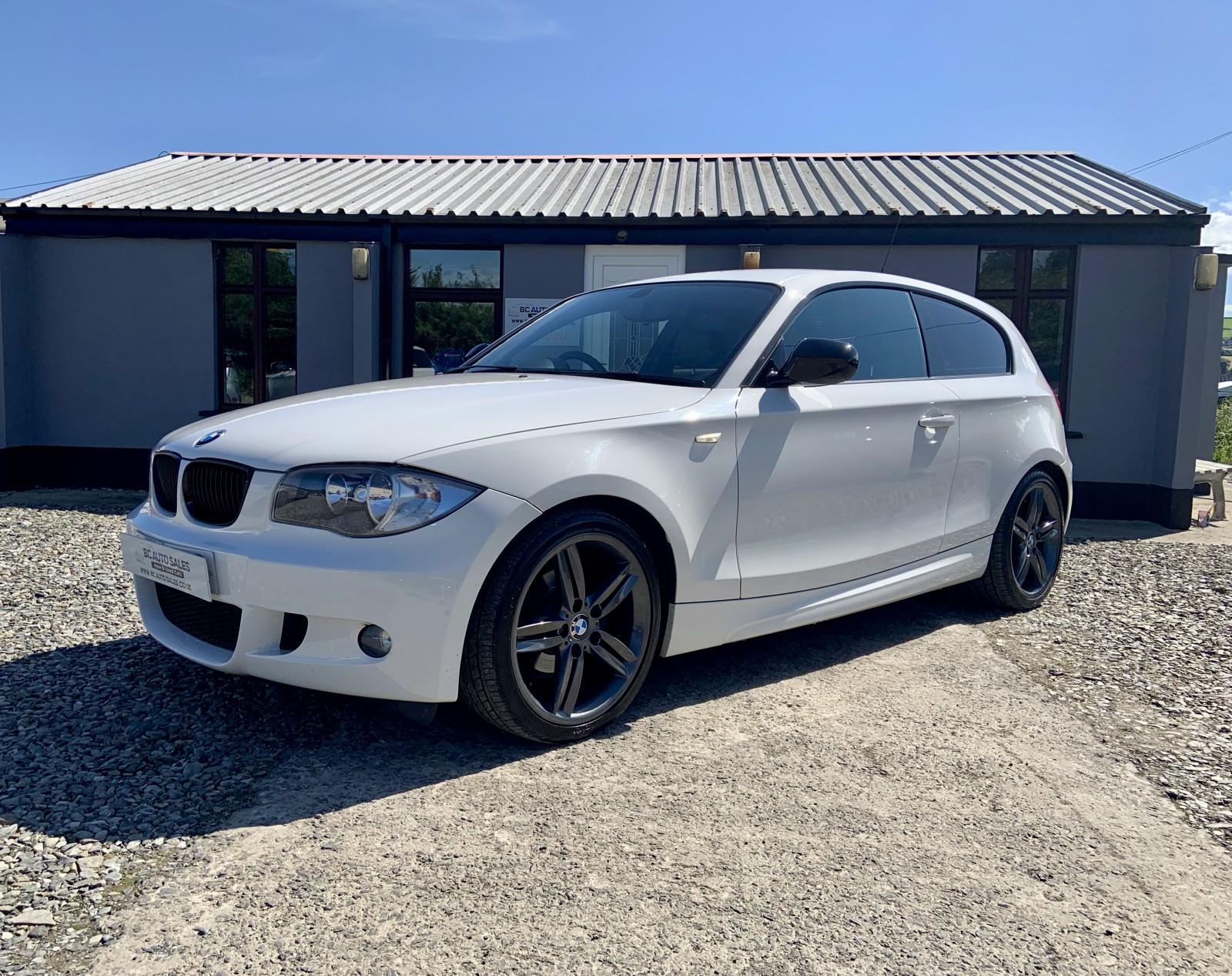 2011 BMW 1 Series 116I M SPORT Petrol Manual – BC Autosales 17A Airfield Road, Eglinton, Londonderry BT47 3PZ, UK full