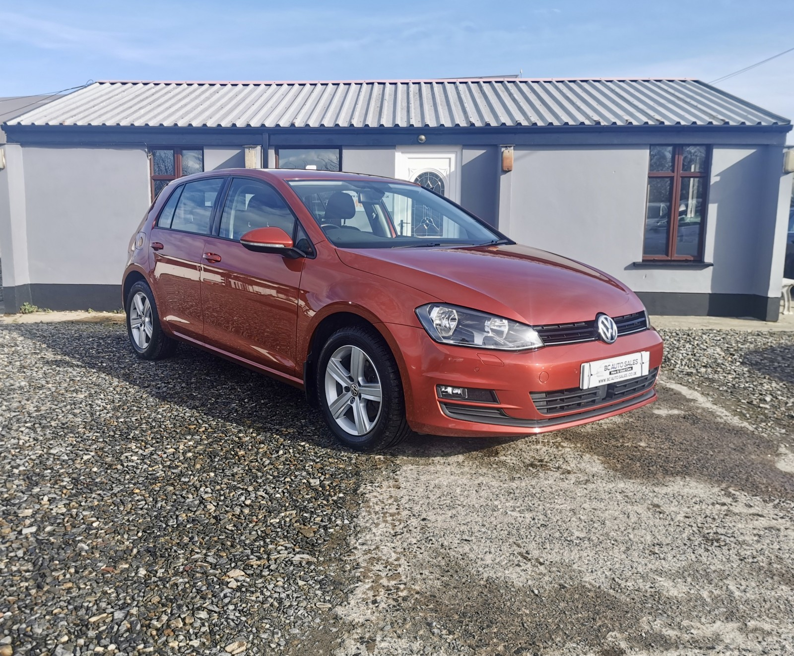 2016 Volkswagen Golf MATCH EDITION TDI BMT Diesel Manual – BC Autosales 17A Airfield Road, Eglinton, Londonderry BT47 3PZ, UK