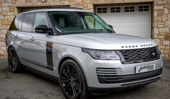 2018 Land Rover Range Rover 4.4 SDV8 AUTOBIOGRAPHY Diesel Automatic – Morgan Cars 9 Mound Road, Warrenpoint, Newry BT34 3LW, UK