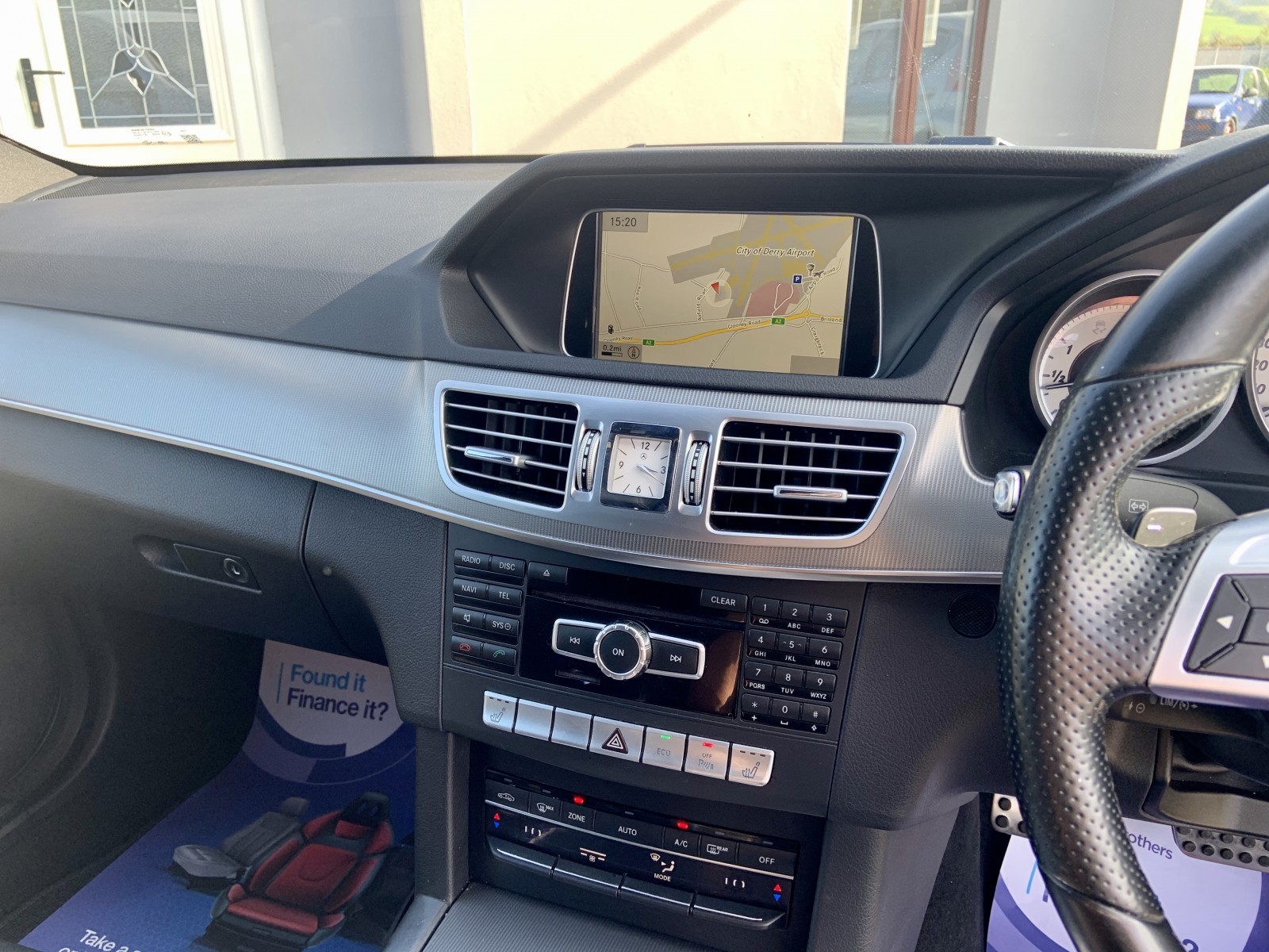 2014 Mercedes-Benz E Class E220 CDI AMG SPORT Diesel Automatic – BC Autosales 17A Airfield Road, Eglinton, Londonderry BT47 3PZ, UK full