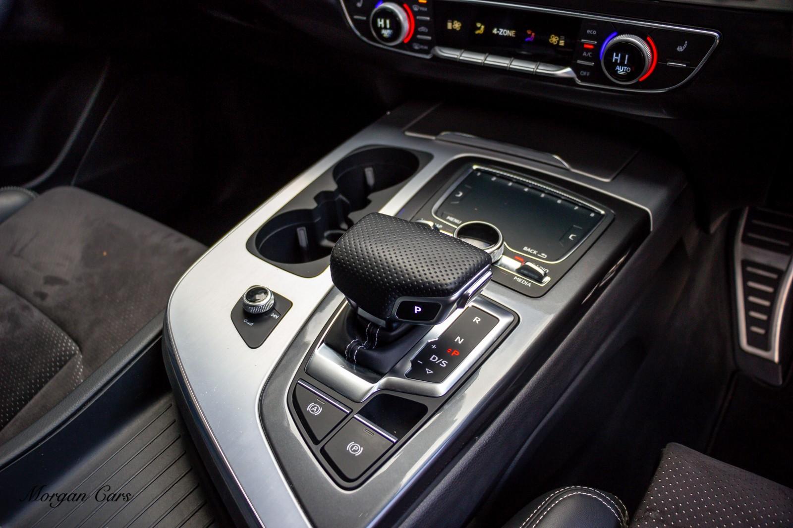 2018 Audi Q7 3.0 TDI QUATTRO S LINE Diesel Automatic – Morgan Cars 9 Mound Road, Warrenpoint, Newry BT34 3LW, UK full