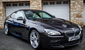 2016 BMW 6 Series 640D M SPORT Diesel Automatic – Morgan Cars 9 Mound Road, Warrenpoint, Newry BT34 3LW, UK