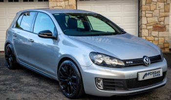 2012 Volkswagen Golf GTD Diesel Manual – Morgan Cars 9 Mound Road, Warrenpoint, Newry BT34 3LW, UK
