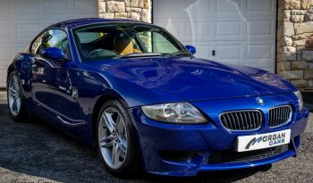 2006 BMW Z4 3.2 COUPE Petrol Manual – Morgan Cars 9 Mound Road, Warrenpoint, Newry BT34 3LW, UK