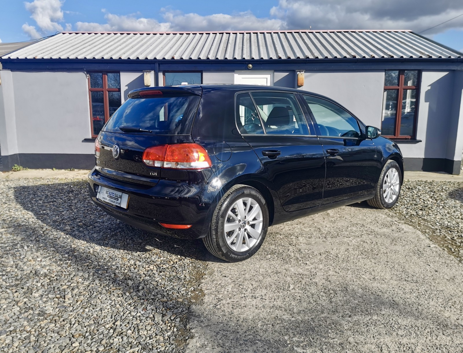 2010 Volkswagen Golf BLUEMOTION TDI Diesel Manual – BC Autosales 17A Airfield Road, Eglinton, Londonderry BT47 3PZ, UK full