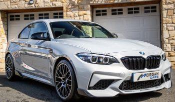 2019 BMW 2 Series M2 COMPETITION DCT Petrol Automatic – Morgan Cars 9 Mound Road, Warrenpoint, Newry BT34 3LW, UK