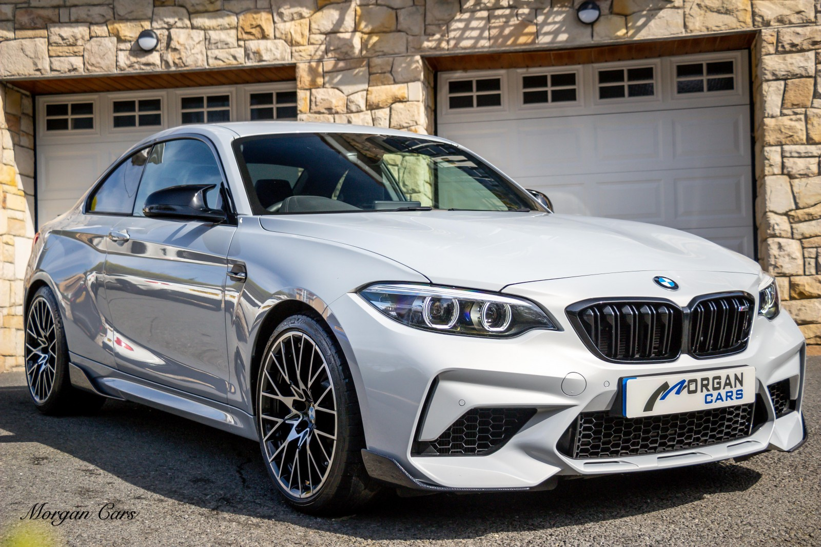 2019 BMW 2 Series M2 COMPETITION DCT Petrol Automatic – Morgan Cars 9 Mound Road, Warrenpoint, Newry BT34 3LW, UK full
