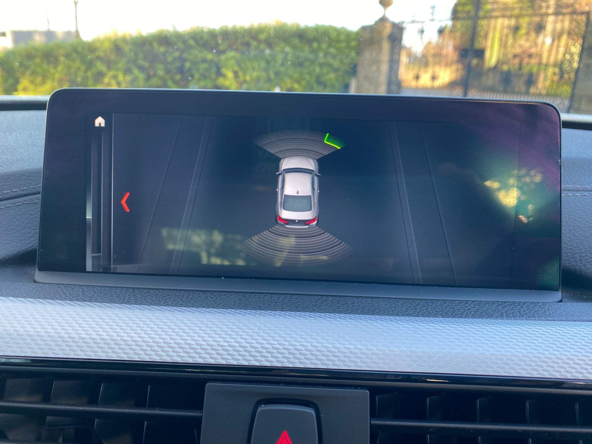 2018 BMW 4 Series 2.0 420d M Sport Auto (s/s) 2dr Diesel Automatic – Moyway Motors Dungannon full