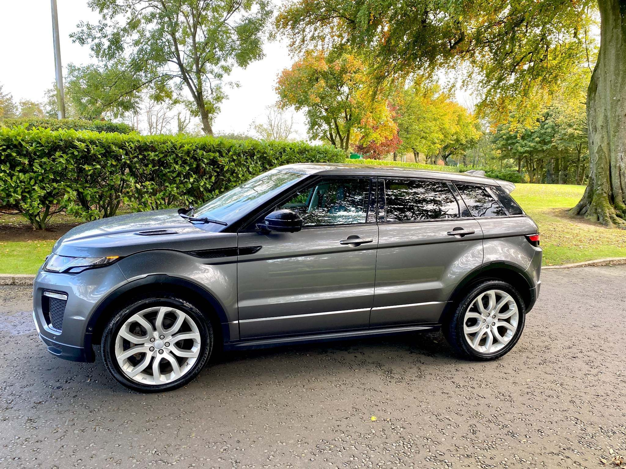 2015 Land Rover Range Rover Evoque 2.0 TD4 HSE Dynamic Lux Auto 4WD (s/s) 5dr Diesel Automatic – Moyway Motors Dungannon full