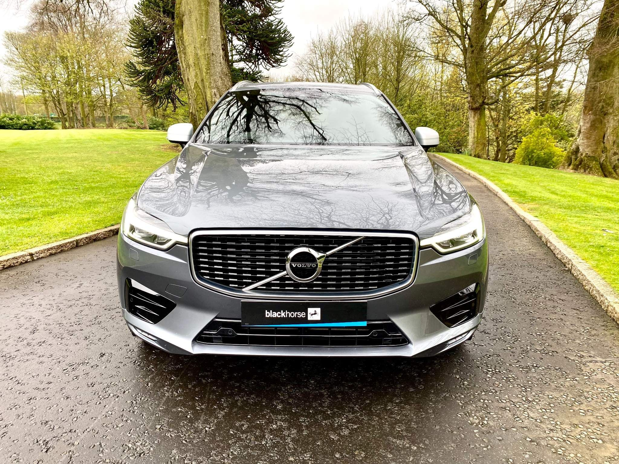 2019 Volvo XC60 2.0 D4 R-Design Pro Auto AWD (s/s) 5dr Diesel Automatic – Moyway Motors Dungannon full