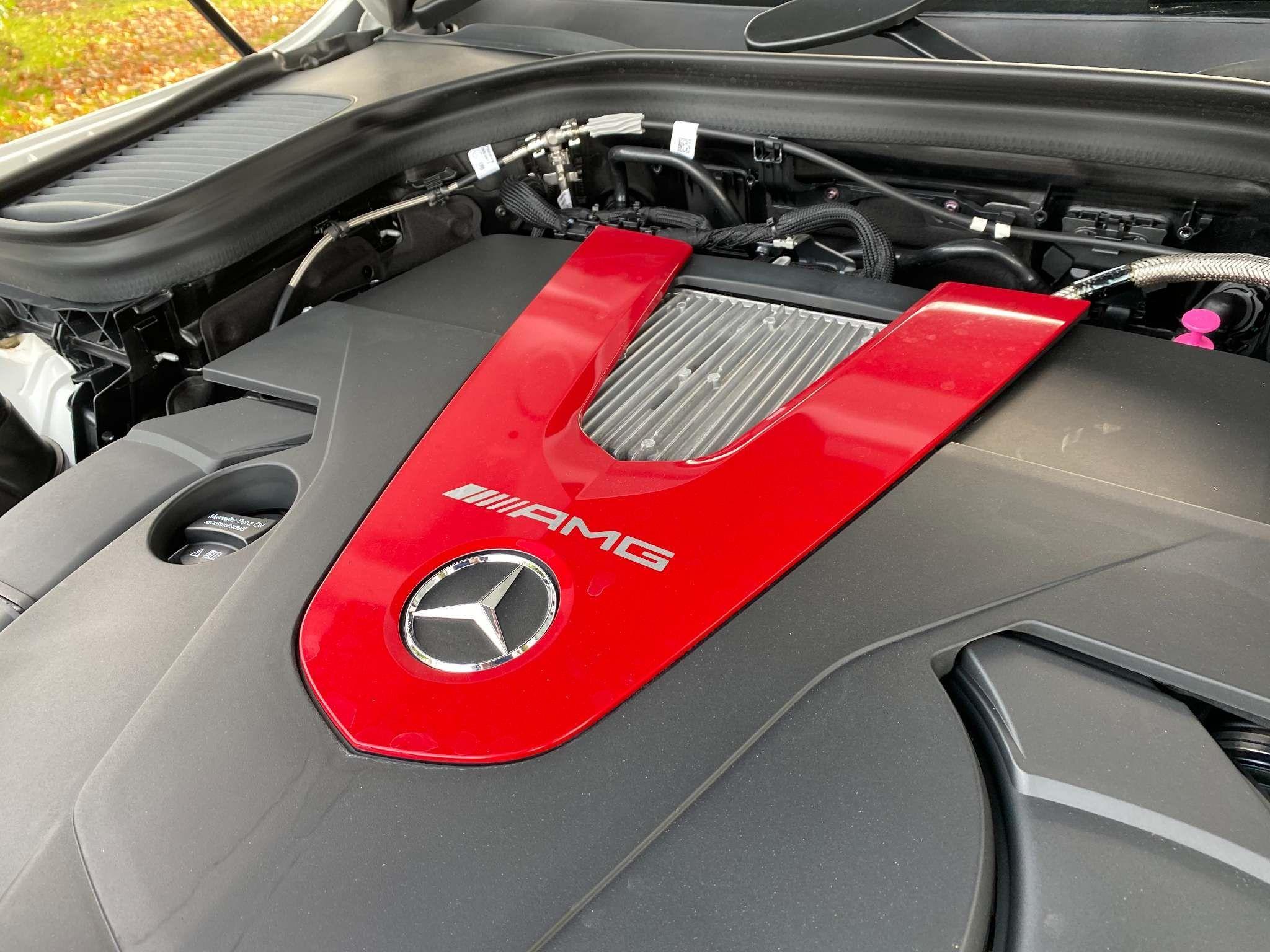 2019 Mercedes-Benz GLC Class 3.0 GLC43 V6 AMG (Premium) G-Tronic+ 4MATIC (s/s) 5dr Petrol Automatic – Moyway Motors Dungannon full