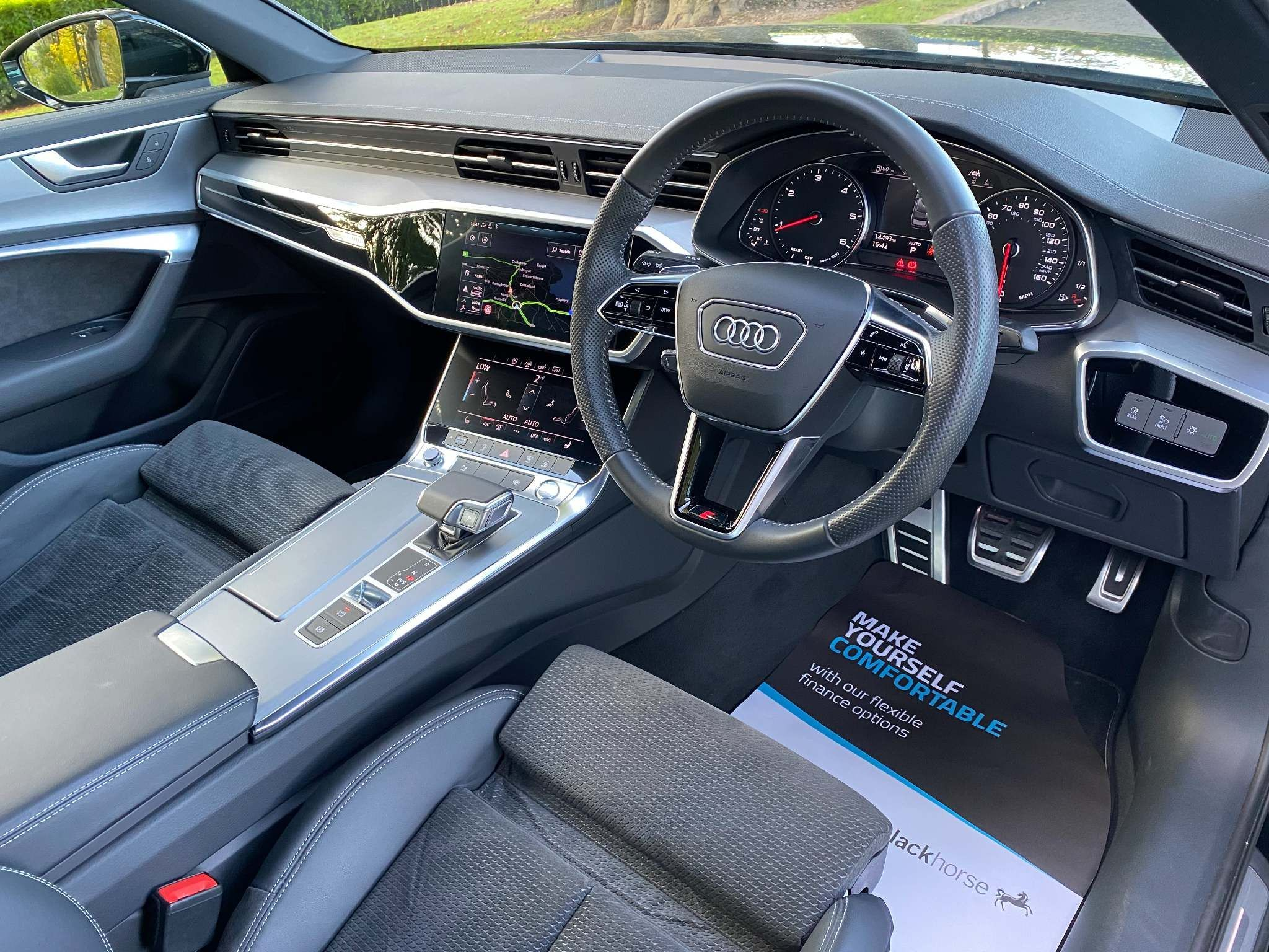 2018 Audi A6 2.0 TDI 40 S line S Tronic (s/s) 4dr Diesel Automatic – Moyway Motors Dungannon full