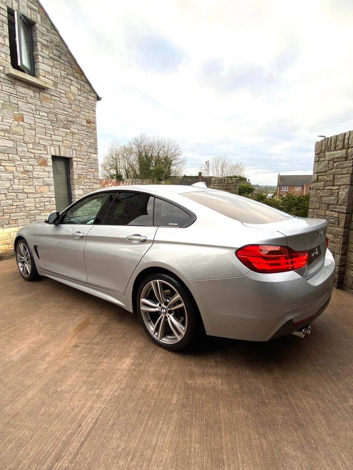 2015 BMW 4 Series Gran Coupe 2.0 420d M Sport Gran Coupe (s/s) 5dr Diesel Automatic – Moyway Motors Dungannon full