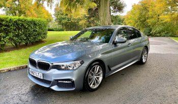 2017 BMW 5 Series 2.0 520d M Sport Auto (s/s) 4dr Diesel Automatic – Moyway Motors Dungannon