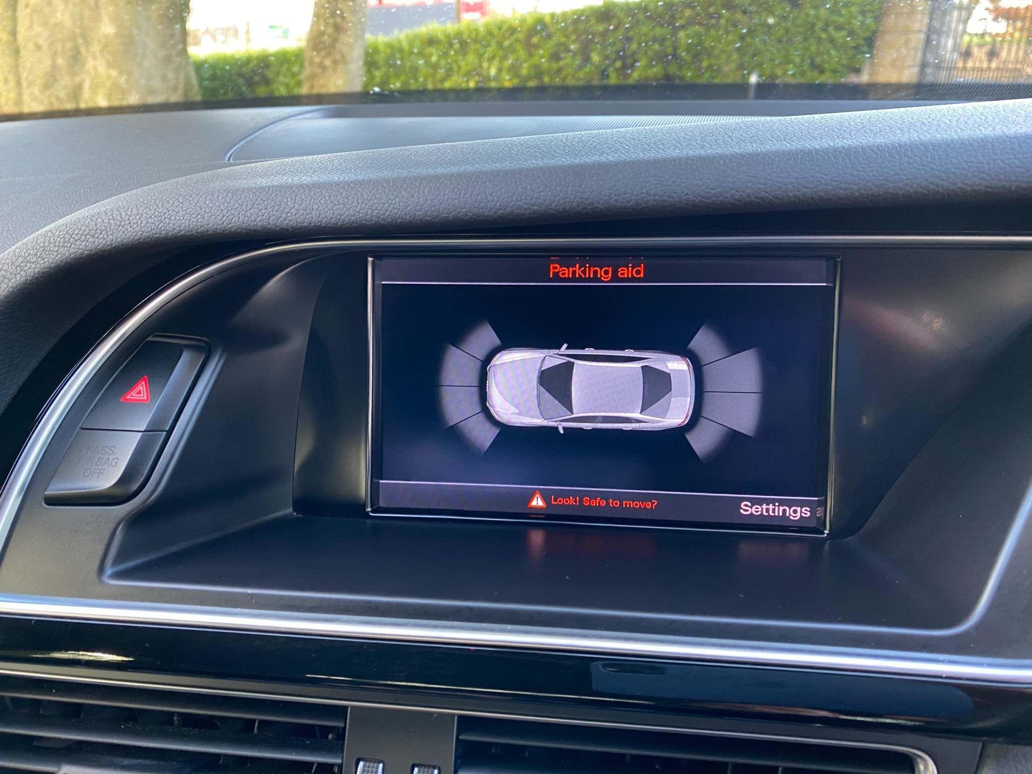 2013 Audi A4 2.0 TDI Black Edition 4dr Diesel Manual – Moyway Motors Dungannon full