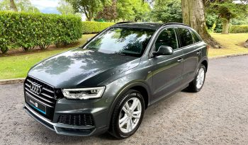 2017 Audi Q3 2.0 TDI S line Edition (s/s) 5dr Diesel Manual – Moyway Motors Dungannon