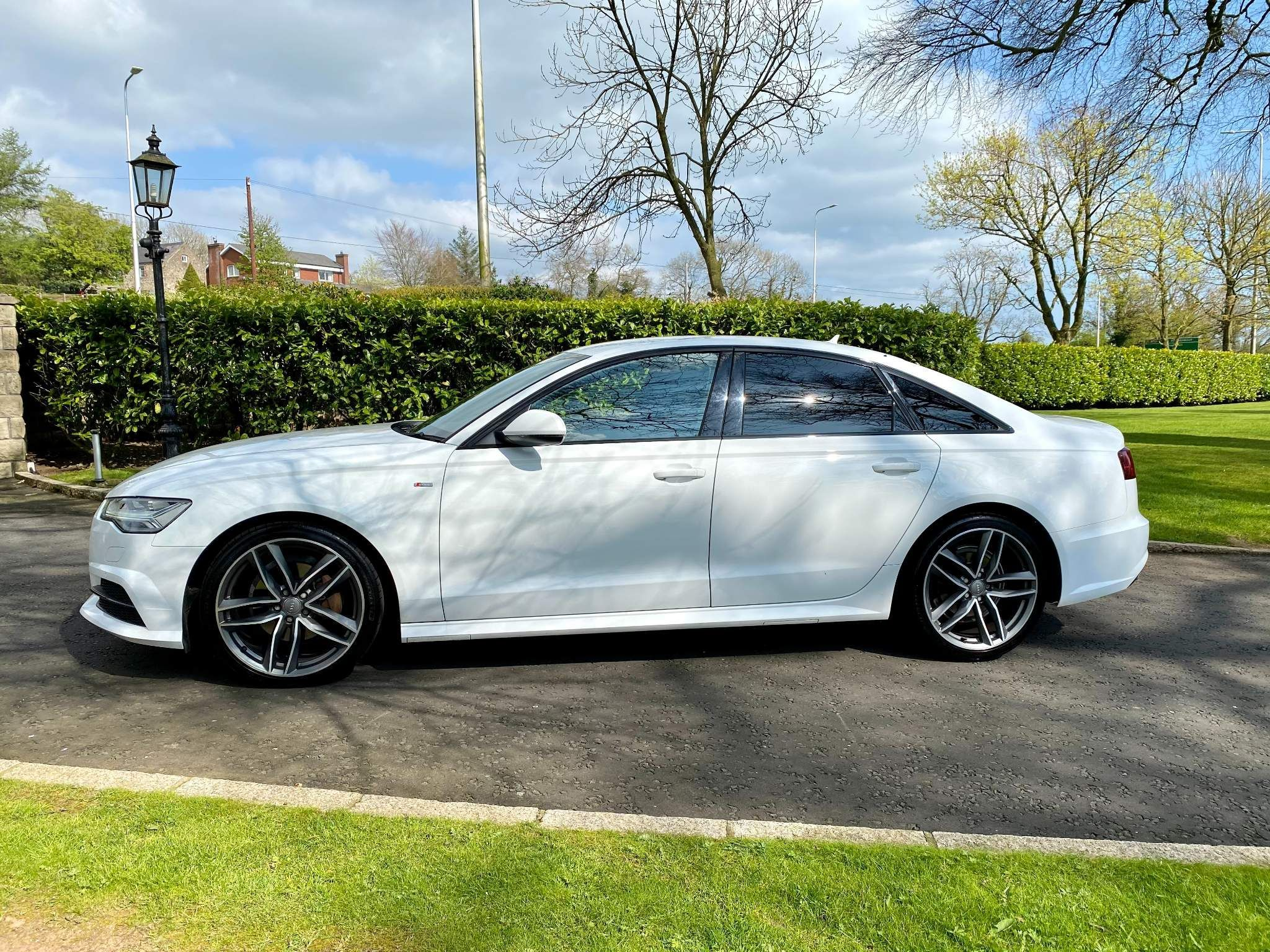 2016 Audi A6 2.0 TDI ultra Black Edition S Tronic (s/s) 4dr Diesel Automatic – Moyway Motors Dungannon full