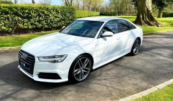 2016 Audi A6 2.0 TDI ultra Black Edition S Tronic (s/s) 4dr Diesel Automatic – Moyway Motors Dungannon