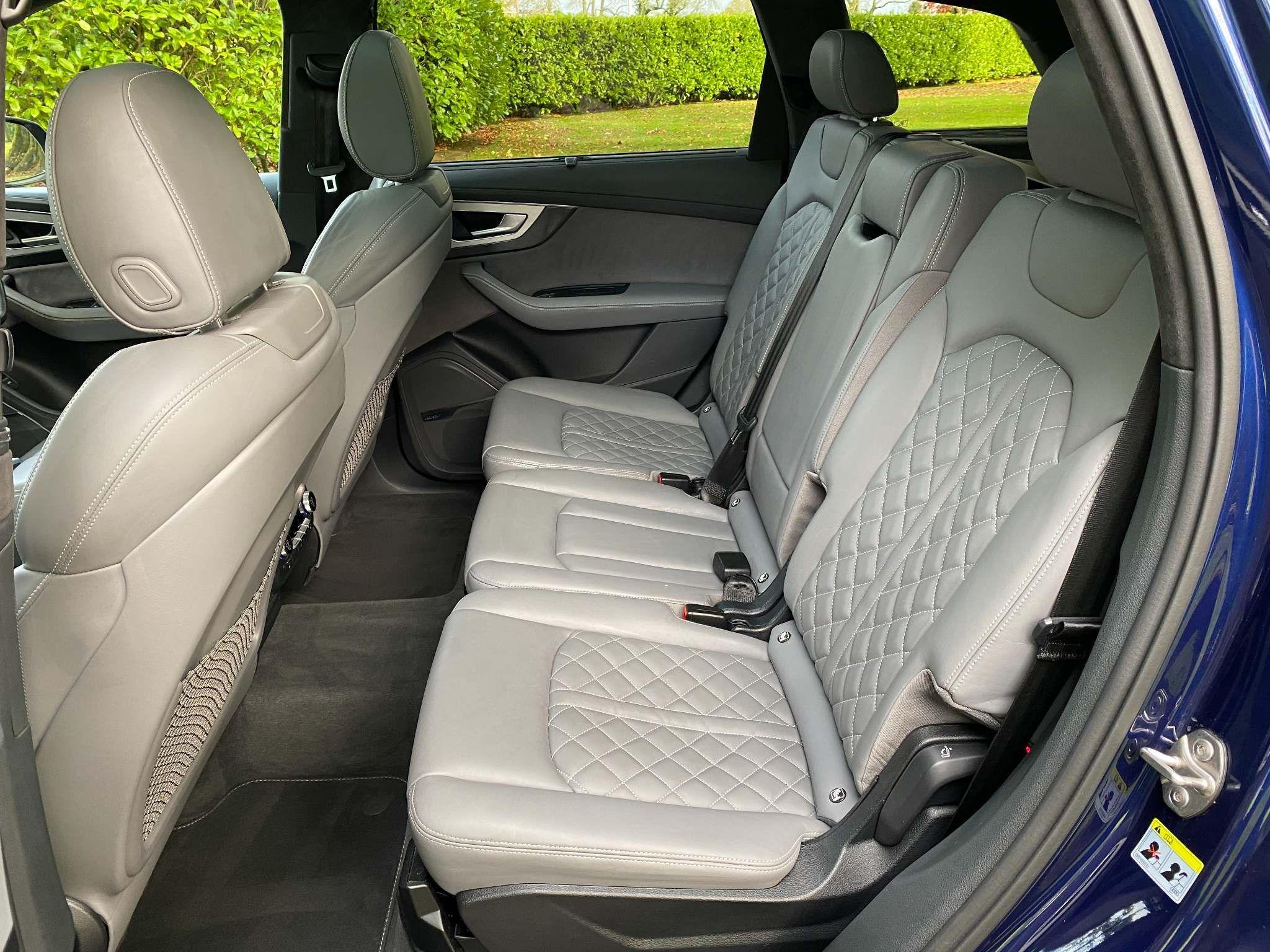 2018 Audi Q7 3.0 TDI V6 Vorsprung Tiptronic quattro (s/s) 5dr Diesel Automatic – Moyway Motors Dungannon full